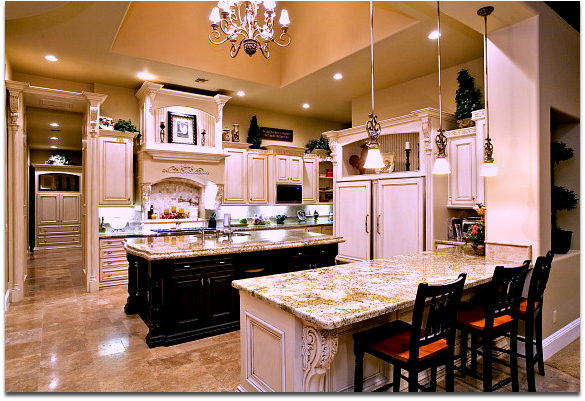 Amazing Beautiful Upscale Gourmet Kitchen