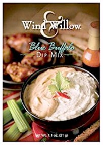 Envelope of Wind & Willow Blue Buffalo Dip Mix