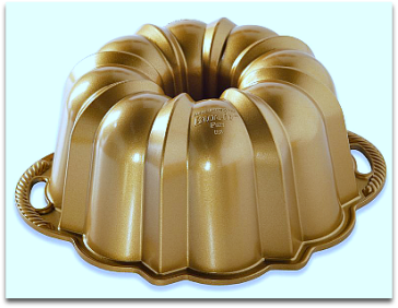 Nordic Ware Anniversary Bundt Cake pan