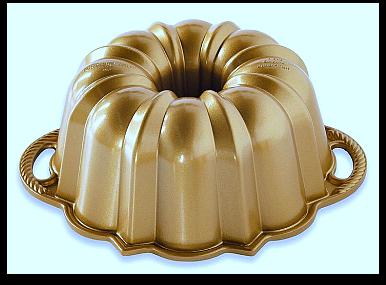 Nordic Ware 6 Cup Anniversary Bundt Cake pan