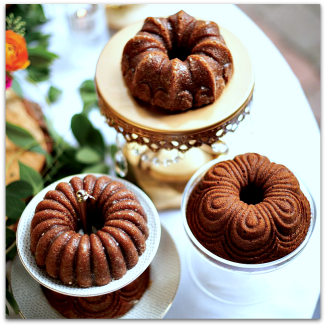 Bundt Quartet Cakes