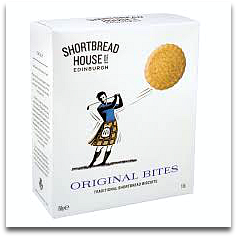Scottish Shortbread Original Bites