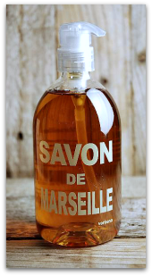 Savon Soap Bottle