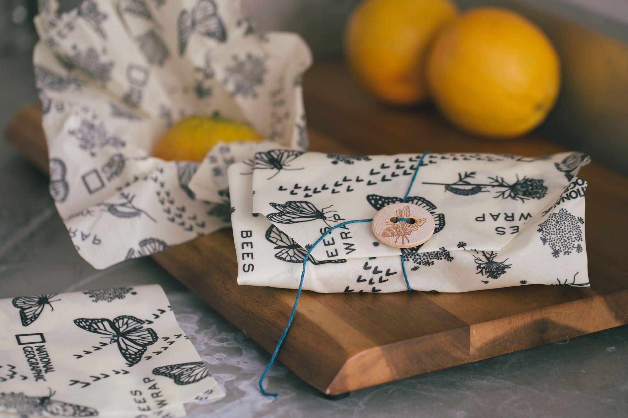 Bee's Wrap Explorer Pack Reusable wraps.